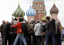 В 2014 году опрос американского агентства Pew Research Center зафиксировал рост негативного отношения к России в США и ЕС с 43–54% до 72–74%