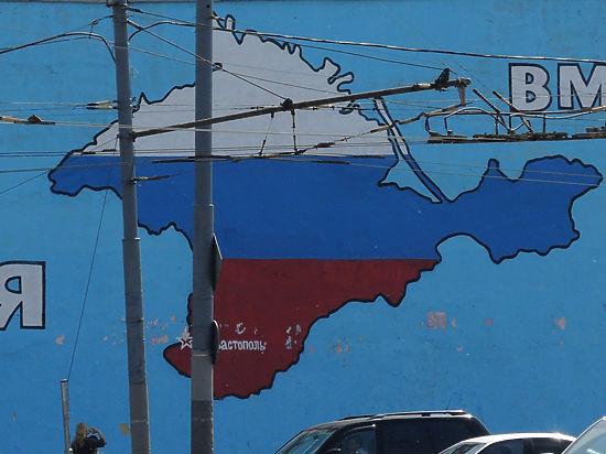 Европарламент увязал возвращение Крыма Украине с отменой санкций против России