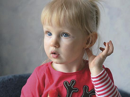 Двухлетнюю Леру спасет срочная операция на сердце