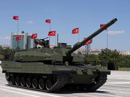 Эксперт: вторжение Турции в Сирию станет кошмаром для России