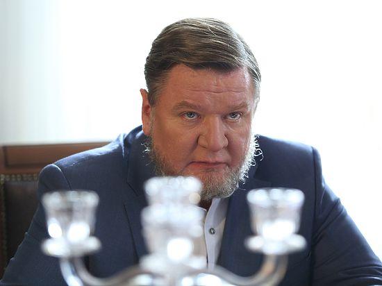 Роман Мадянов оказался между добром и злом