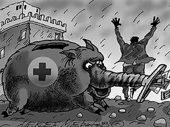 Население ежедневно пугают свиным гриппом