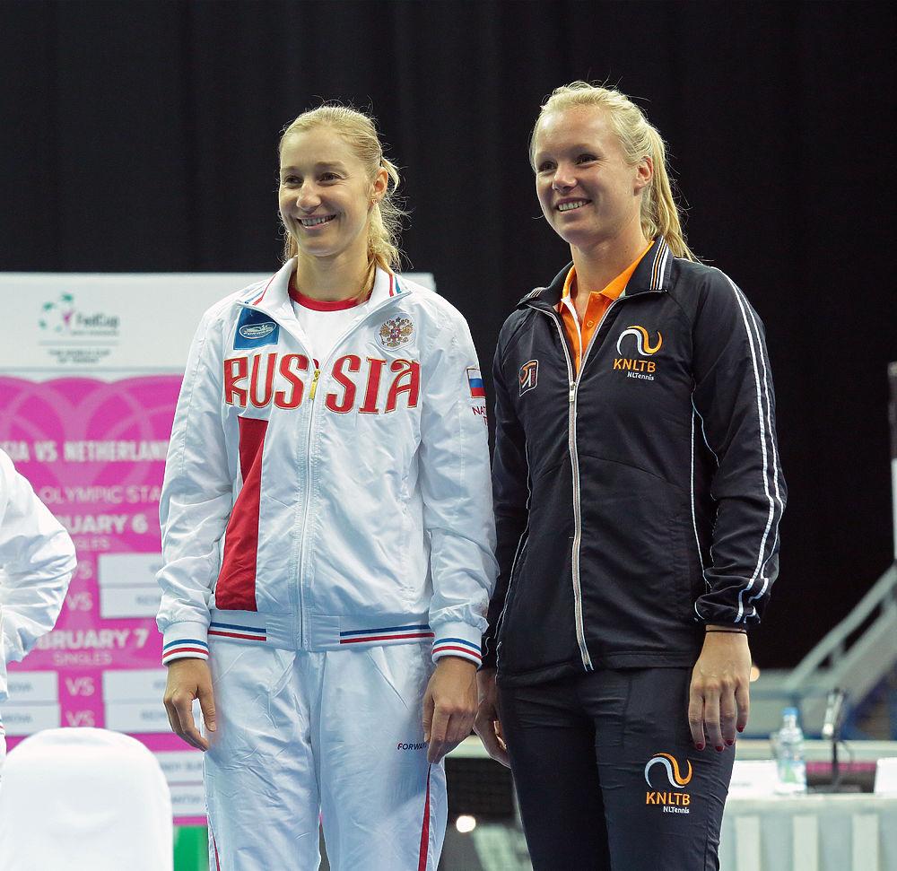 Мария Шарапова заявлена на матч парного разряда