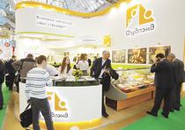 Вчера в московском «Экспоцентре» в 23‑й раз стартовала международная выставка продуктов питания «Продэкспо»
