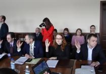 За один час двадцать два депутата рассмотрели двадцать три вопроса