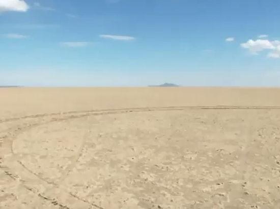 В Боливии полностью испарилось огромное озеро