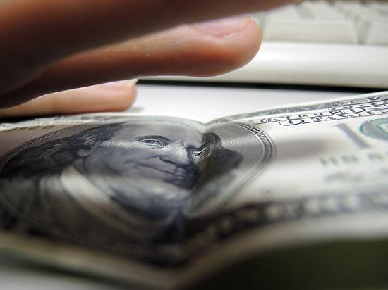 Американская валюта кратковременно выросла
