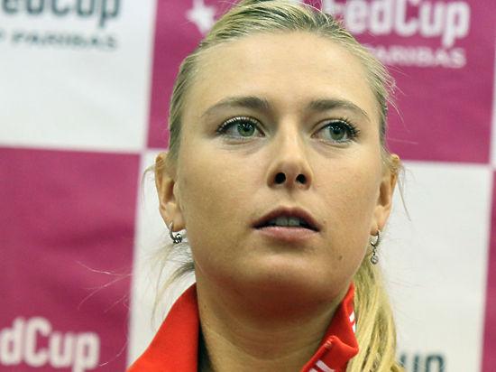 Шарапова, вслед за Кубком Федерации, пропустит и турнир в Дохе