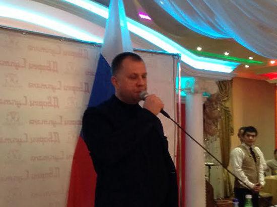 Представительство Сирийского Курдистана в Москве открыли добровольцы Донбасса
