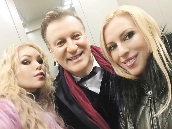 Артист не подтвердил, что сделал даме предложение руки и сердца, но заметил, что Владлена Пономаренко «больше, чем поклонница».