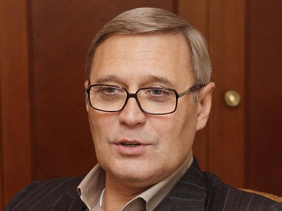 Касьянов объяснил, почему был без охраны при нападении с тортом