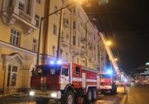 Пожар начался из-за того, что один из жильцов решил отремонтировать кровать