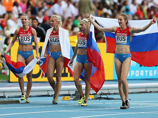 Российские легкоатлеты отстранены, но рвутся в бой