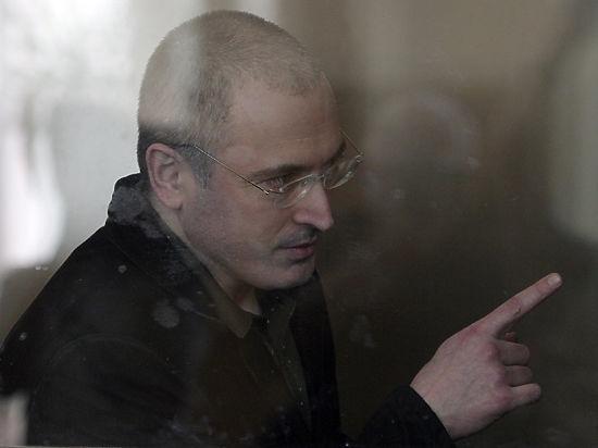 Вопрос о международном розыске Ходорковского будут решать еще месяц