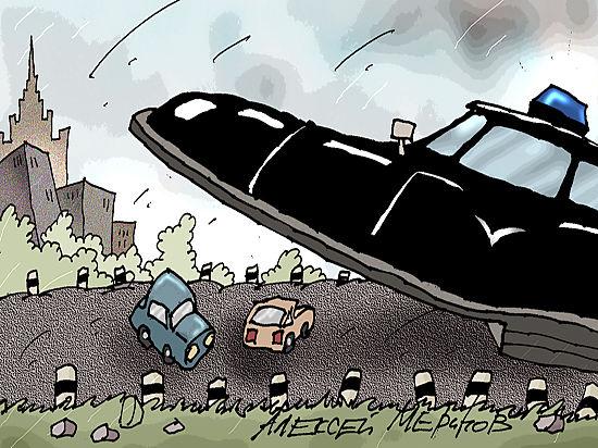 Хватит кошмарить автомобилистов!
