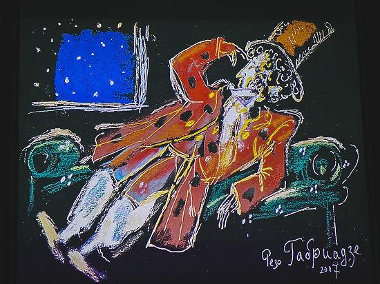 В музей Москвы привезли театр и «Необыкновенную» выставку Габриадзе