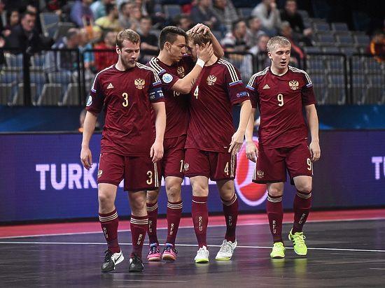 Сборная России по мини-футболу: третья попытка финала чемпионата Европы