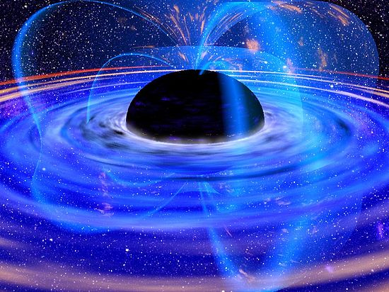 В Сеть залили звук столкновения черных дыр, подтвердивший гравитацию Эйнштейна