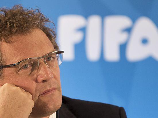 Бывшего генсека ФИФА Вальке отстранили от футбола на 12 лет