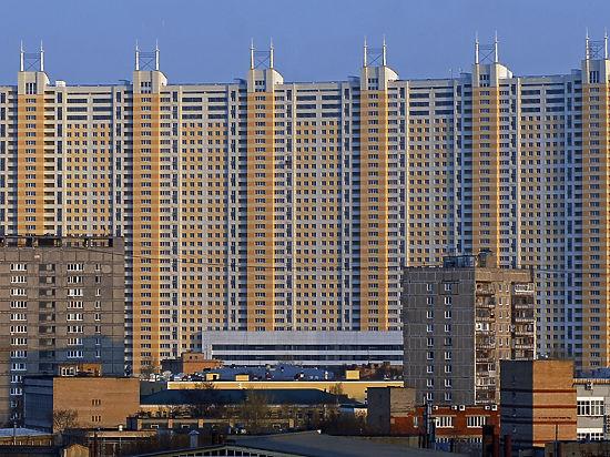 Московские «квадраты» перестали быть предметом быстрой наживы