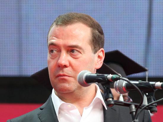 Медведев поручил ответить
