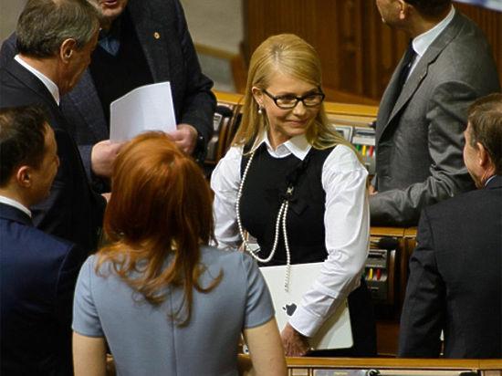 Порошенко готовится поменять Яценюка на помолодевшую Тимошенко