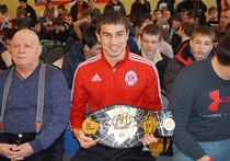 Артём Чеботарёв побывал в Саратове на юношеском турнире по боксу