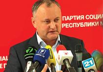 Игорь Додон: «Народ восстал против этой власти»