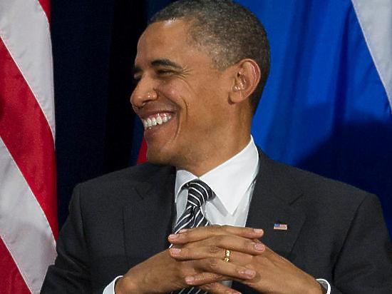 Обама признался, что российская армия - вторая по мощи в мире
