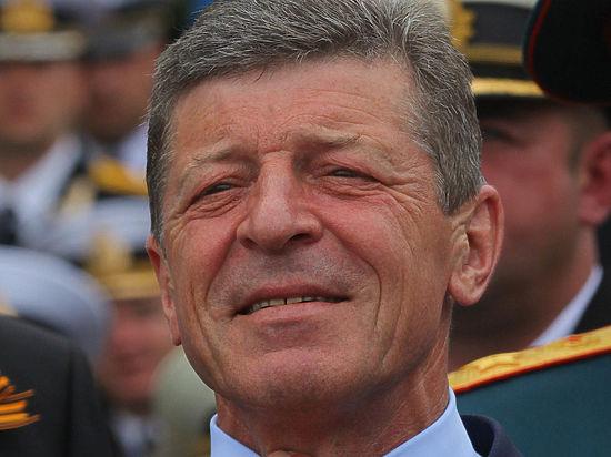 Козак назвал отставку Ильковского и выговор Худилайнену «первым звонком»