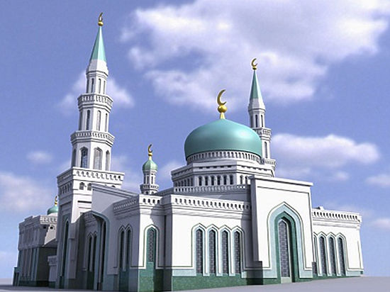 Курские мусульмане требуют мечеть