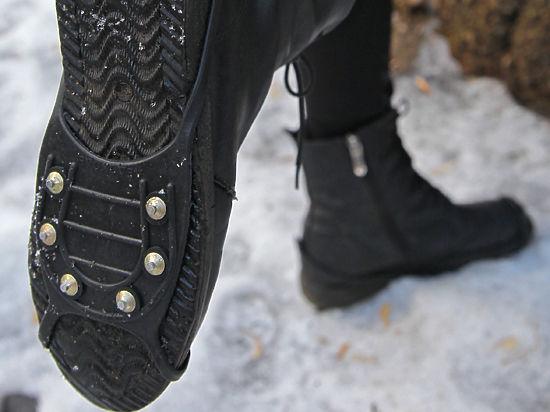 ec3c1340f Проверено на себе: противогололедные средства для обуви - МК