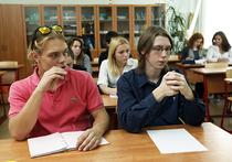 Значительно упитаннее оказались московские старшеклассники по сравнению с киевскими сверстниками