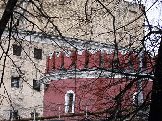 Погибший в «Бутырке» заключенный лечился от шизофрении