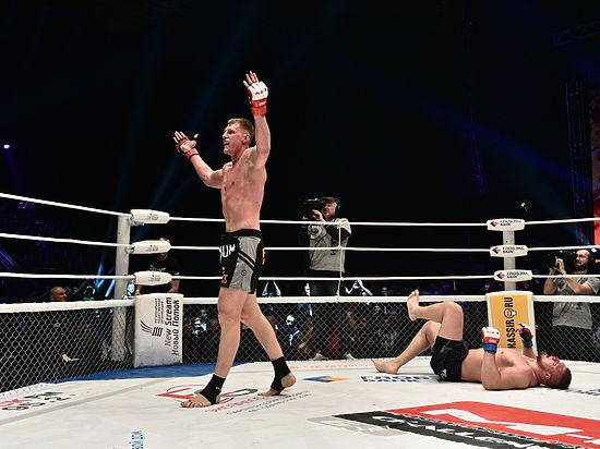 Как Волков стал чемпионом M-1, а Шлеменко спорно победил Василевского