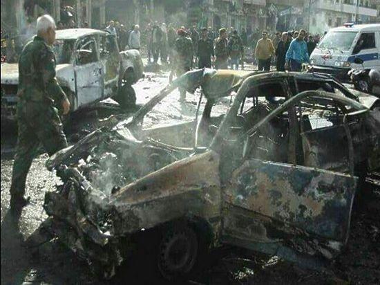 Три взрыва устроили боевики ИГИЛ
