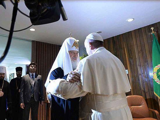 «Рискованный полет» в Антарктиду: патриарх Кирилл рассказал об авиа ЧП