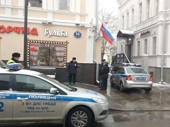 В офисе ПАРНАСА накануне доклада Яшина о Кадырове искали бомбу
