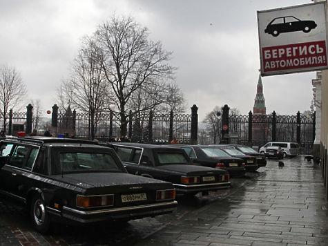 Бронированная капсула»: Федеральная служба охраны рассекретила автопарк Путина