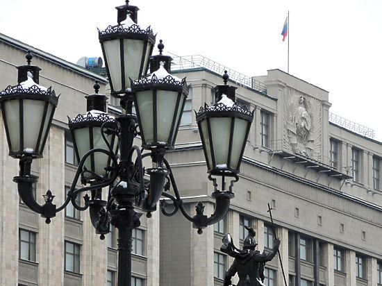 Жириновский объяснил, почему депутаты отказались вставать