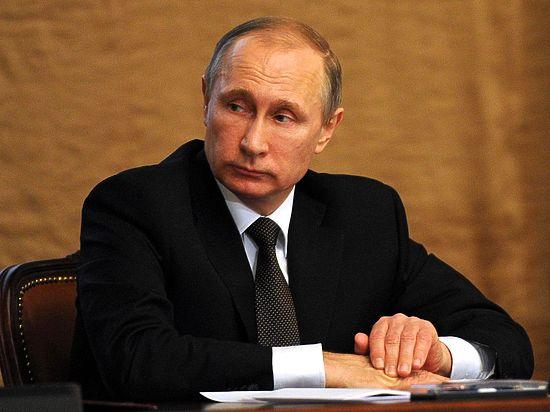Путин предупредил ФСБ об угрозе России перед выборами