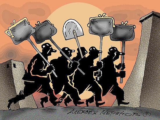 Страна счастливых безработных