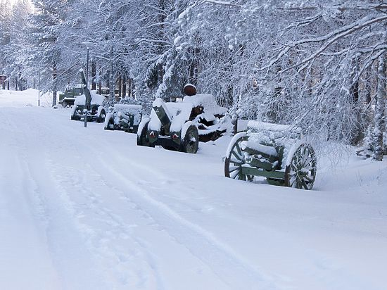 Карельские байкеры собираются создать первый в России музей Зимней войны