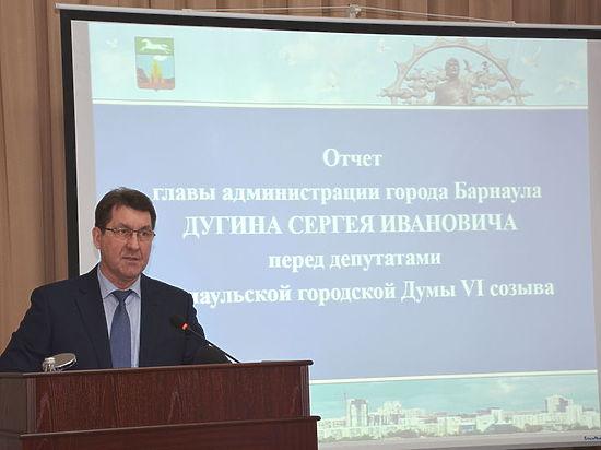 Новый мэр Барнаула рассказал о том, как изменится город в этом году