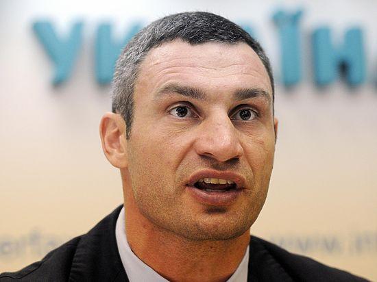 Мэр Киева Кличко извинился за украинское происхождение