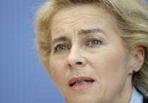 Турция запретила министру обороны Германии приземлиться на Лесбосе