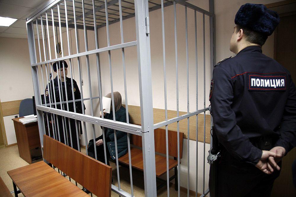 Патимат Гаджиева предстала перед Солнцевским районным судом по обвинению в экстремизме