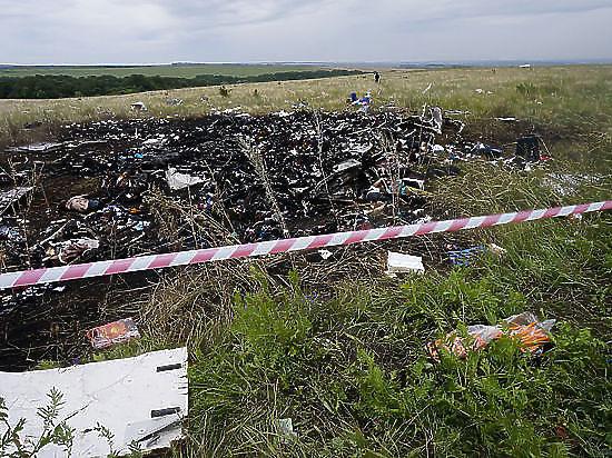 Голландия расскажет летом, откуда сбили MH17