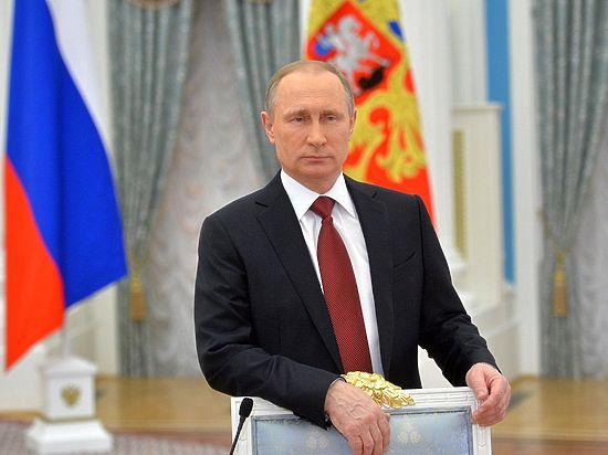 Путин: Именно в женщине раскрывается истинная душа России