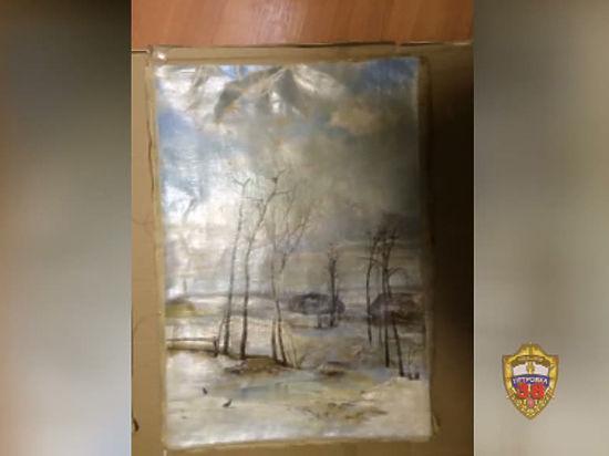 Продавец картин Саврасова никогда не слышал о таком художнике
